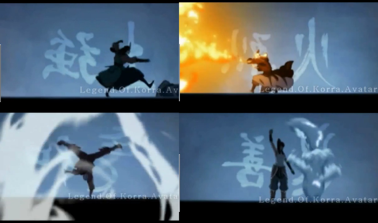 Avatar: LEGEND OF KORRA Opening! | pagelady